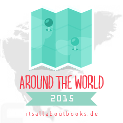 Around the World Book Challenge, 2015