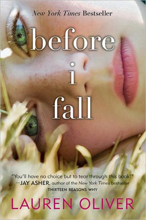Cover of Before I Fall by Lauren Oliver