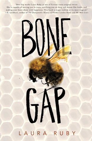 Cover of Bone Gap by Laura Ruby
