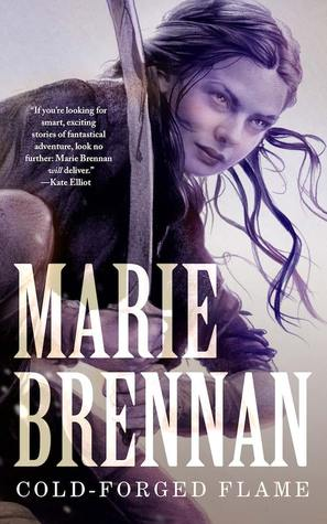 Cover of The Cold-Forged Flame by Marie Brennan