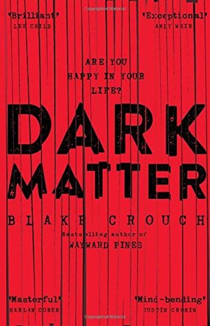 Dark Matter by Blake Crouch cover