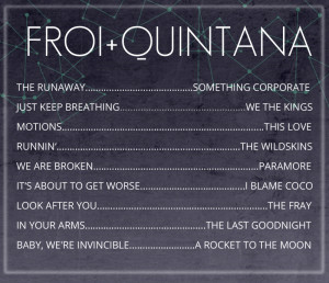 FroiQuintanaPlaylist