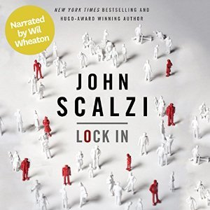 Audiobook cover of Lock In by John Scalzi
