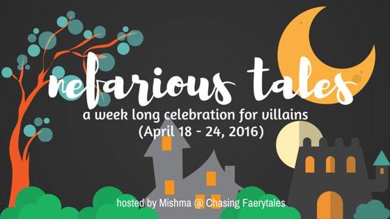Nefarious Tales - Villain week