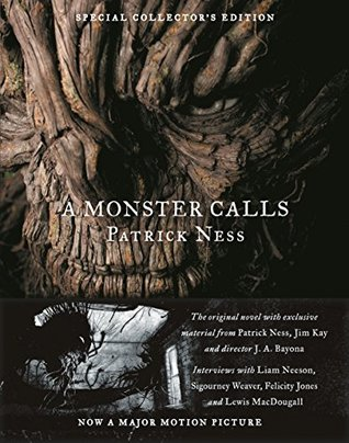 A Monster Calls Collector's Edition by Patrick Ness