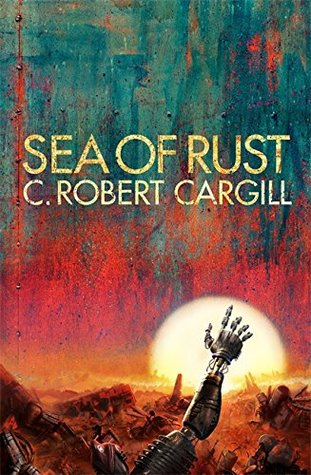 cover of SEA OF RUST