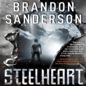 Audiobook cover of Steelheart