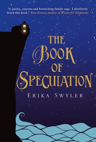 Cover of The Book of Speculation by Erika Swyler