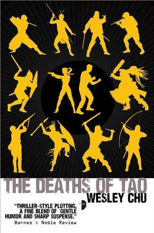 Cover of The Deaths of Tao by Wesley Chu