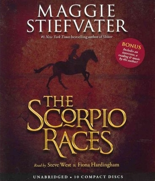 Audiobook cover of The Scorpio Races
