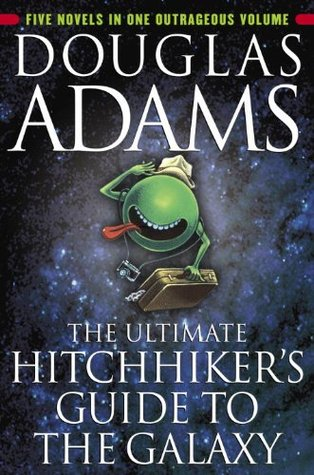 The-Ultimate-Hitchhikers-guide-to-the-galaxy-douglas-adams