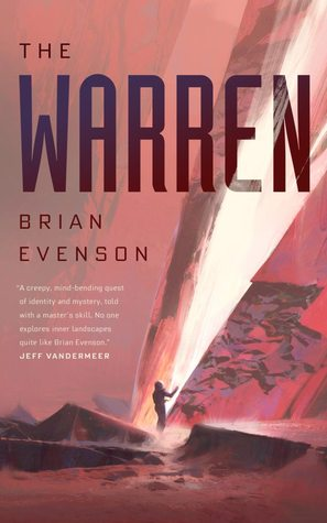 Cover of The Warren by Brian Evenson