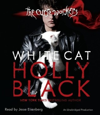 Audiobook cover of White Cat