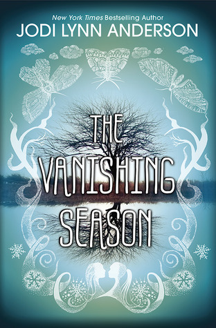 Cover of The Vanishin Season by Jodi Lynn Anderson
