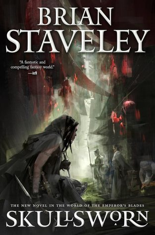 Cover of SKULLSWORN by Brian Staveley